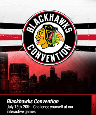 Blackhawks Convention 2014