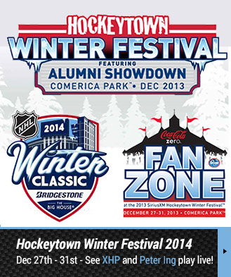 Hockeytown Winter Festival 2014=